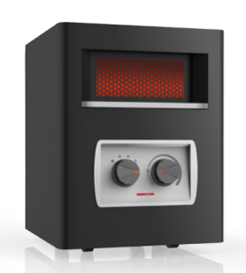 Manual Compact Infrared Heater Ph 94m Soleil Heaters